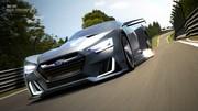 Subaru lève le voile sur son Viziv GT Vision