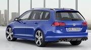 Volkswagen Golf R SW : des chevaux et du coffre