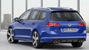 Volkswagen Golf R SW