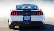Shelby GT 350 : 8 200 tr/min en Mustang !