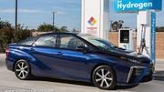 Toyota Mirai hybride à hydrogène, prix et détails