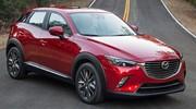 Mazda CX-3 : Premier crossover urbain de Mazda