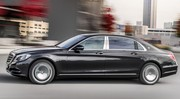 Mercedes-Maybach S 500 et 600 : Mesures d'exception