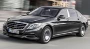 Mercedes-Maybach Classe S 2015 : l'ultra luxe à l'allemande