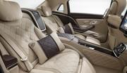 Mercedes relance Maybach, mais à moitié