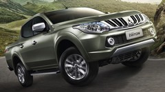 Le pick-up Mitsubishi L200 se renouvelle