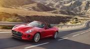 Jaguar : les nouveautés de la F-Type 2015