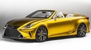 Lexus RC Cabriolet : Concept sans équivoque