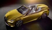 Lexus LF C2 : rayon de soleil