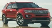 Ford Explorer 2015 : le SUV américain passe la 6e à Los Angeles