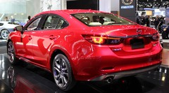 Mazda 6 restylée : pour rester pimpante