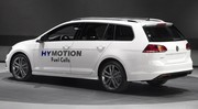 La Volkswagen Golf HyMotion passe à l'hydrogène