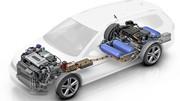 Volkswagen Golf HyMotion et Audi A7 H-Tron : Cousines de carburant
