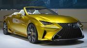 Lexus LF-C2 Concept : extravagance et modernité au Salon de Los Angeles