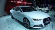 Audi A7 Sportback h-tron concept : de l'hydrogène dans les veines