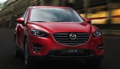 Restylages Mazda 6 et CX-5 : Unité de façade