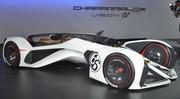 Chevrolet Chaparral 2X Vision Gran Turismo : le vaisseau roulant à moteur laser