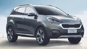 Kia présente le concept KX3, un Hyundai ix25 chinois