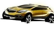 Opel Monza : un nouveau SUV et 500 millions d'euros d'investissments
