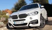Essai BMW X6 M50d : LE SUV sport