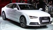 Audi A7 h-tron Concept