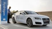Audi A7 Sportback h-tron Quattro, hybride plug-in à hydrogène