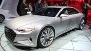Audi Prologue Concept : l'A9 est avancée