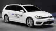 Volkswagen Golf SW HyMotion Concept