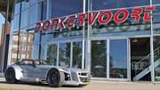 Reportage : visite de l'usine Donkervoort à Lelystad