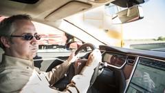 Essai Tesla Model S P85 + : Ampères et manques