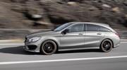 Mercedes CLA Shooting Brake, coupé-break