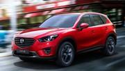 Mazda CX-5 restylé : léger lifting