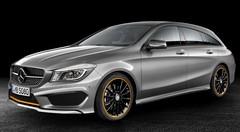 Mercedes dévoile le CLA Shooting Brake