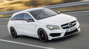 Mercedes CLA Shooting Brake : sur les traces de la CLS
