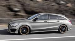 Mercedes CLA Shooting Brake : De la place pour quelque chose de nouveau !