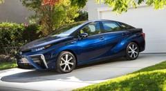 Essai Toyota Mirai : j'ai conduit la voiture du futur