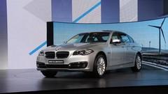 BMW lance la Série 5 hybride rechargeable... en Chine