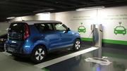 Essai des infrastructures de recharge pour véhicules électriques en France
