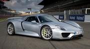 Nouveau record pour la Porsche 918 Spyder sur le circuit Bugatti du Mans