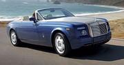 Rolls-Royce Drophead Coupé : la Phantom s'aère les idées