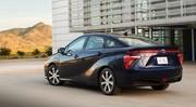 Toyota : « vous pourriez boire au pot de la Mirai »
