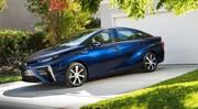 Toyota prédit une grosse baisse des coûts pour la prochaine génération d'autos à hydrogène