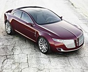 Lincoln MKR Concept : Big is beautiful