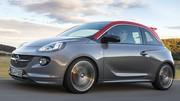 Le prix de l'Opel Adam S
