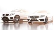 Mercedes : le GLE Coupé s'avance !