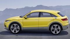 L'Audi TT Allroad proche de devenir réalité