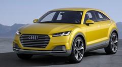 Audi TT Offroad : une version de série en 2015 ?