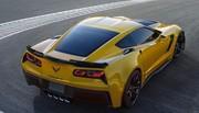 La Chevrolet Corvette Z06 à partir de 100 400€ en France