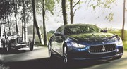 Maserati : 100 ans aujourd'hui