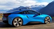 Essai BMW i8: GT du futur ?